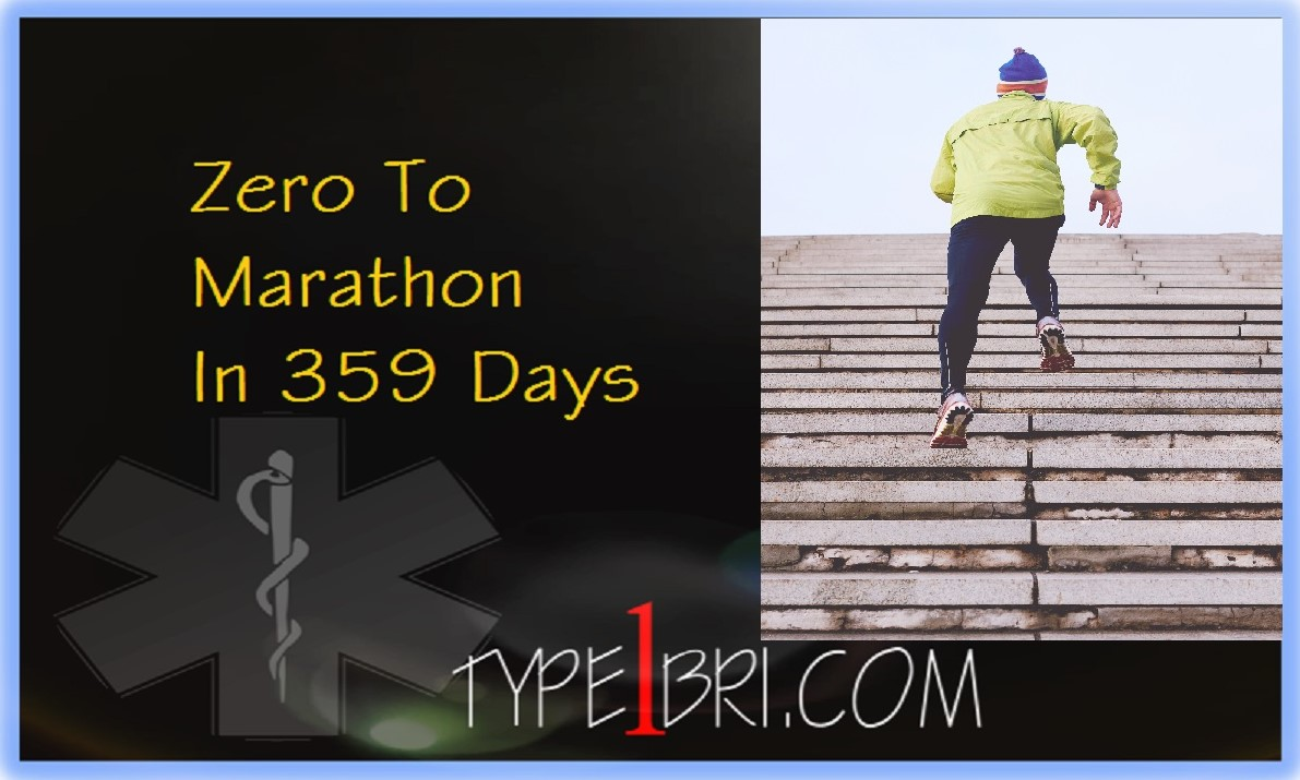 Zero To Marathon In 359 Days
